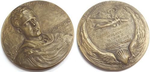 Lindbergh Indoor Duration medal