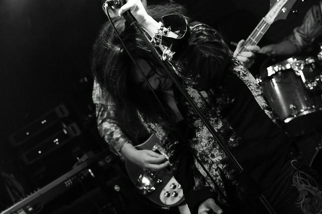 Molten Gold live at Crawdaddy Club, Tokyo, 12 Sep 2015. 137
