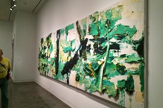Filipino American Month - Asian Art Museum contemporary art yellow mountain