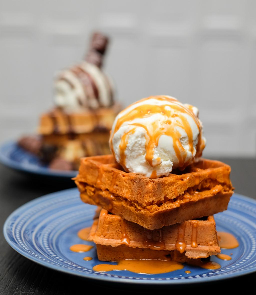 卡夫饼:泰国奶茶卡夫饼