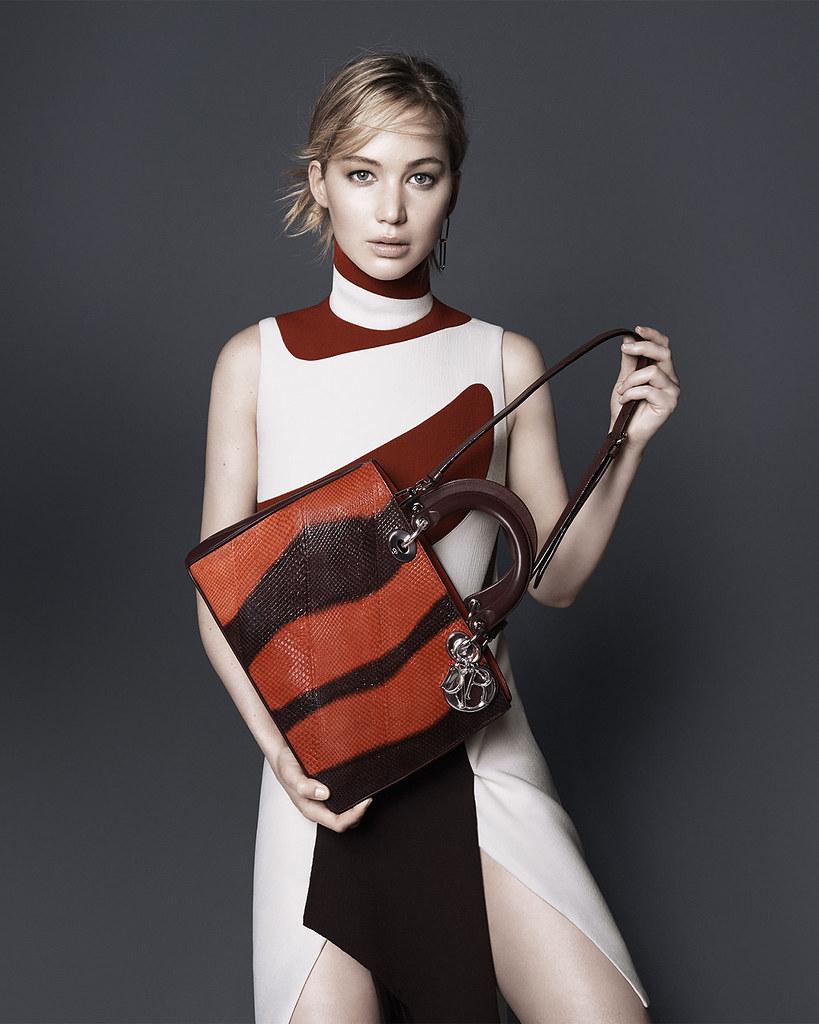 Дженнифер Лоуренс — Фотосессия для «Be Dior» 2015 – 1