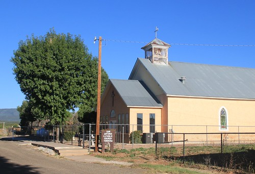 San Antonio Catholic Church, Torreon, NM