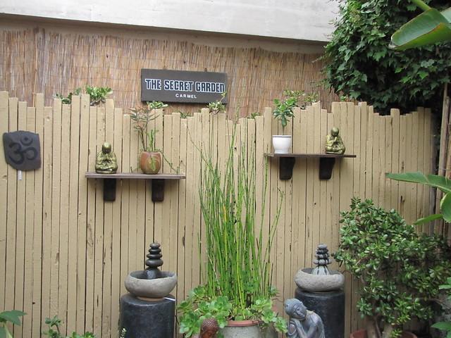 Secret Garden in Carmel-by-the-Sea