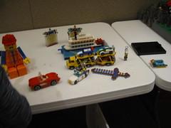 3rd Annual West Saint Paul Lego Exposition