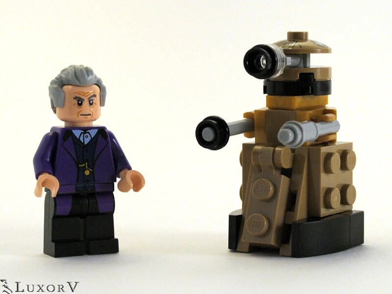Review 21304 Lego Ideas Doctor Who Lego Licensed Eurobricks Forums