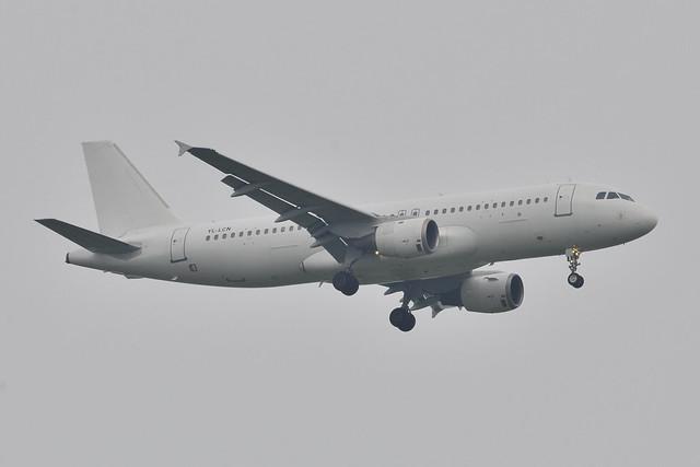 YL-LCN A320
