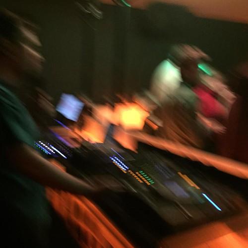 Status: nagenietend. Heerlijk feestje. Merci, DJ @mr_planckie ...