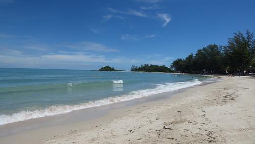 Koh Samui Choengmon Beach