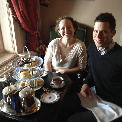 Afternoon Tea at The Empress