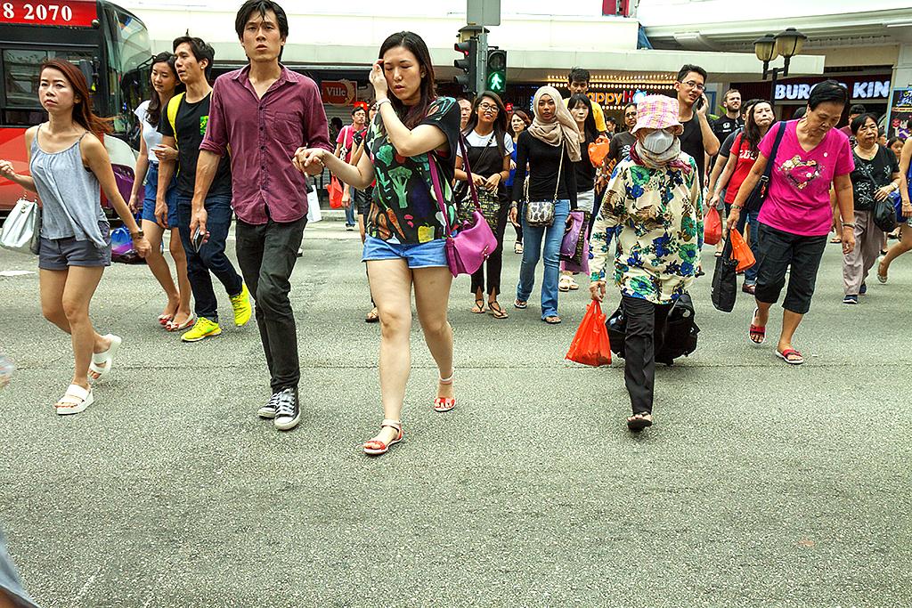 Victoria Street--Singapore