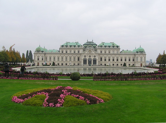 Schloss Belvedere, Vienna