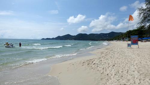 Koh Samui Chaweng Beach - Center