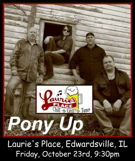 Pony Up 10-23-15