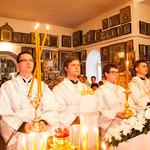 ЛИТУРГИЯ В СВЯТО-ПРЕОБРАЖЕНСКОМ ХРАМЕ ГЕЛЕНДЖИКА
