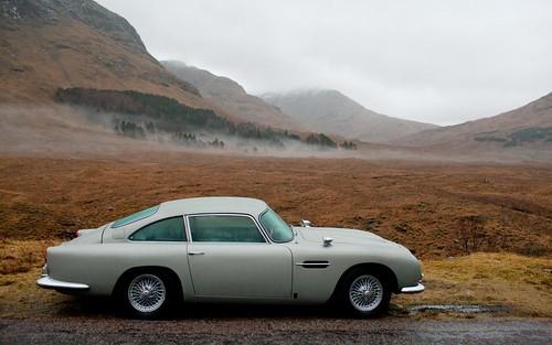 Aston Martin DB5 - Skyfall - Photo 1