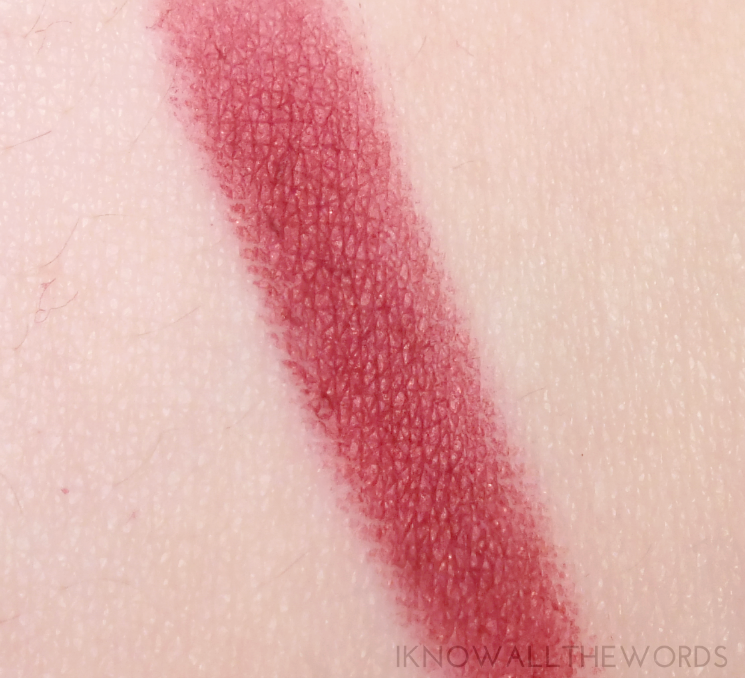 Arbonne Lip Liner in Berry (3)