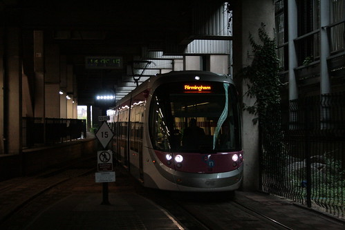 NX-Midland Metro 33, Birmingham Snow Hill