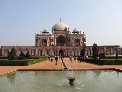 New Delhi: Humayun's Tomb