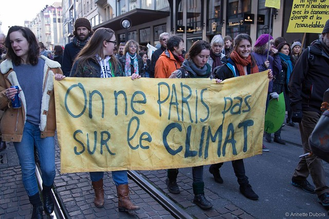 Manif against COP21, Geneva 28Nov2015