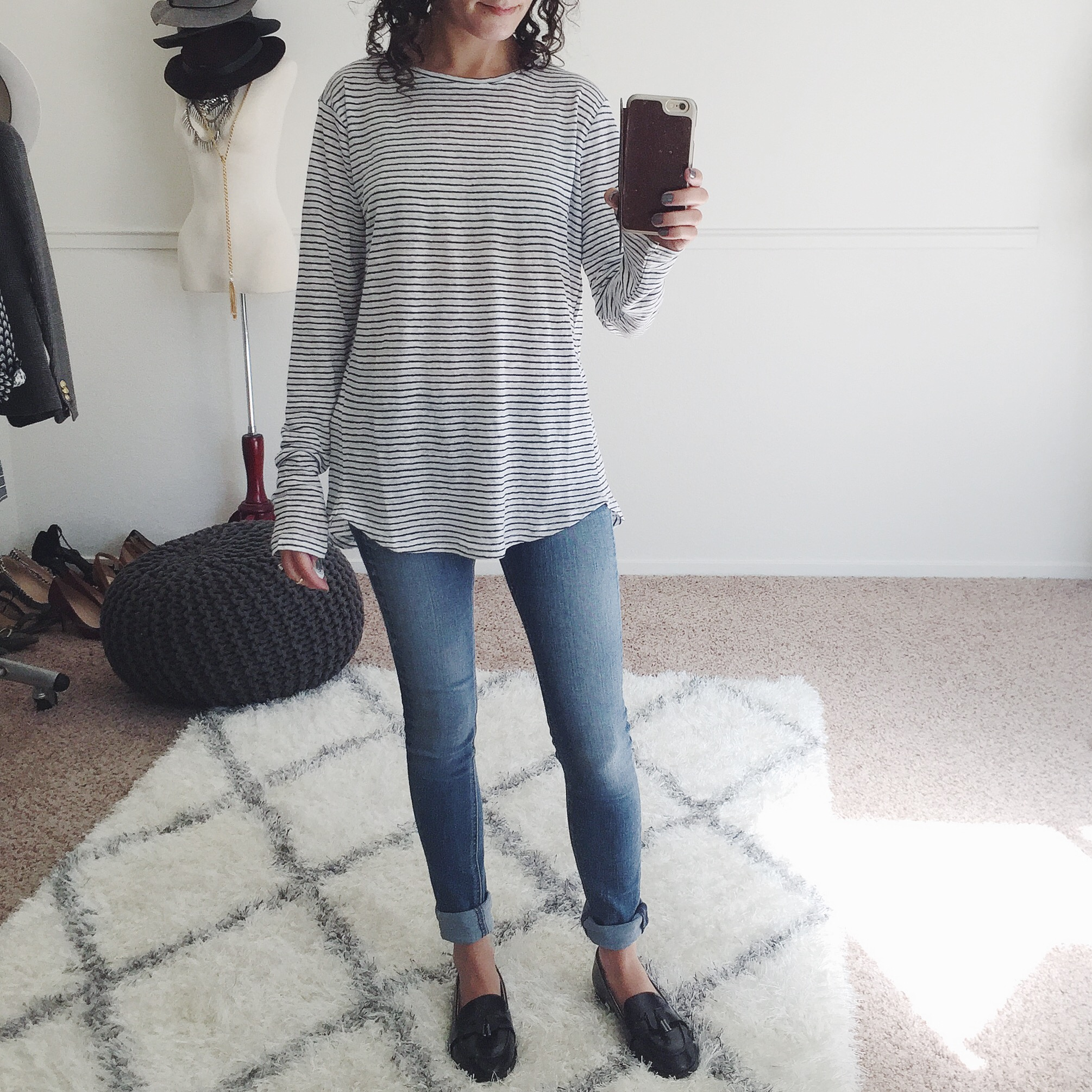 Petite Gap Tees – Fit Review Friday