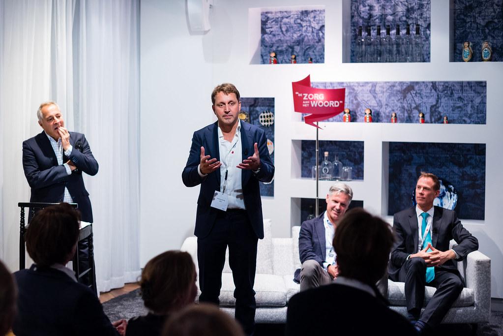 Introductie van tafelgast dr. Donald van der Peet