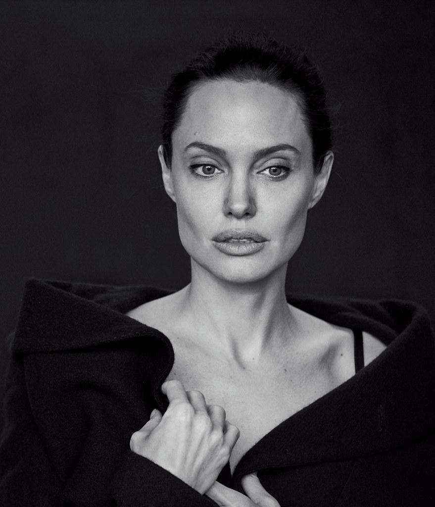 Анджелина Джоли — Фотосессия для «WSJ» 2015 – 4