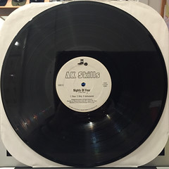 AK SKILLS:CHECK THE FLAVA(RECORD SIDE-B)