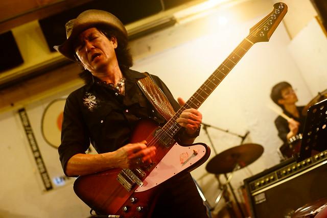 鈴木Johnny隆バンド live at Golden Egg, Tokyo, 23 Nov 2015. 273