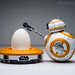 BB-8 Time to Crack this Egg Wide Open. by Randy Santa-Ana