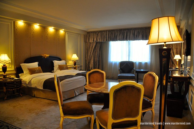 The Landmark Macau Family Grand Deluxe Room