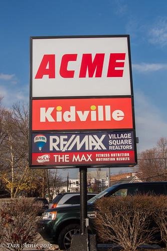 Acme/Former A&P Montclair, NJ