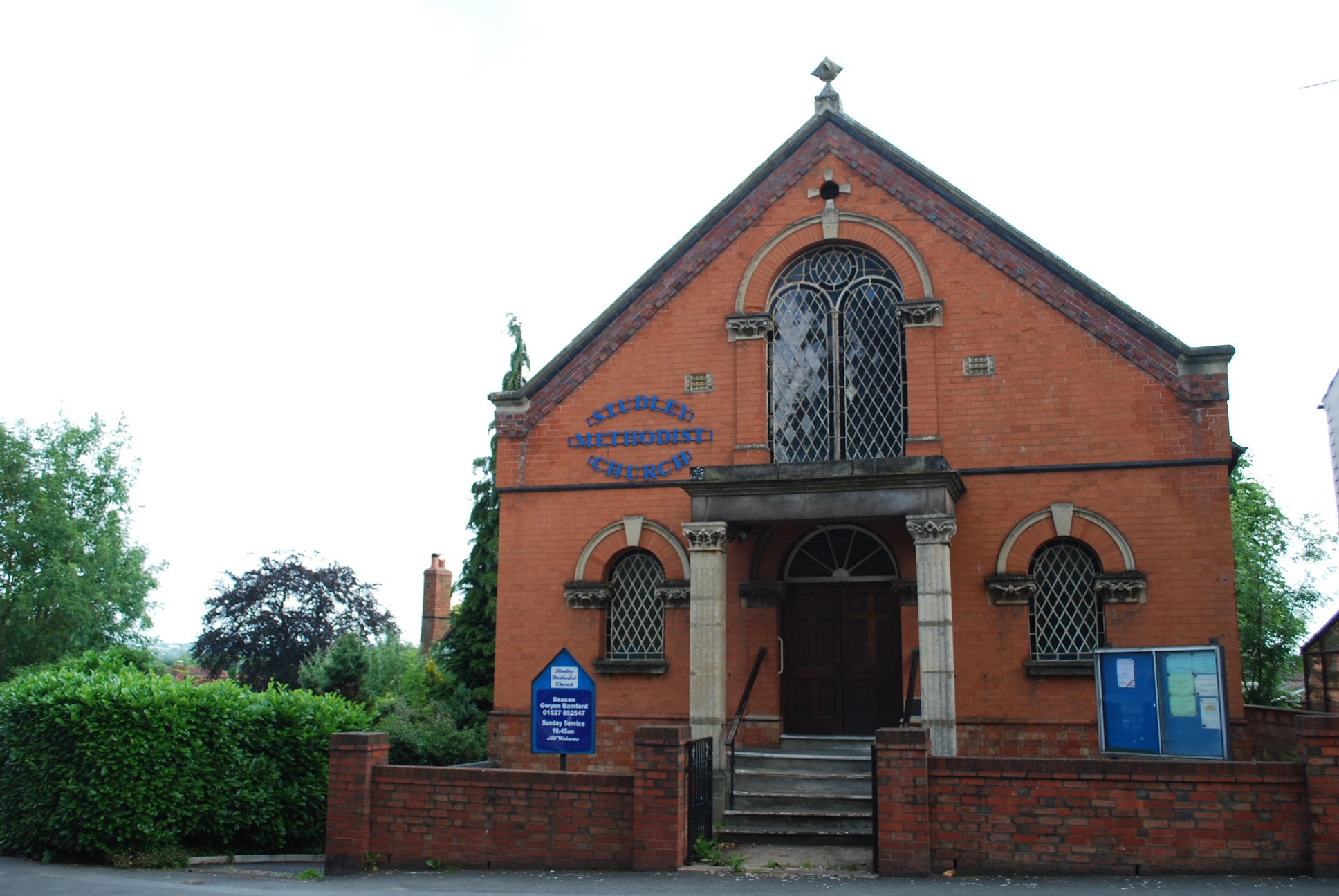 STUDLEY, Studley Methodist Church, Warwickshire