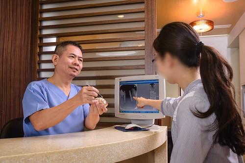 [推薦]台南佳美牙醫做全瓷冠假牙享受高規格禮遇 (8)