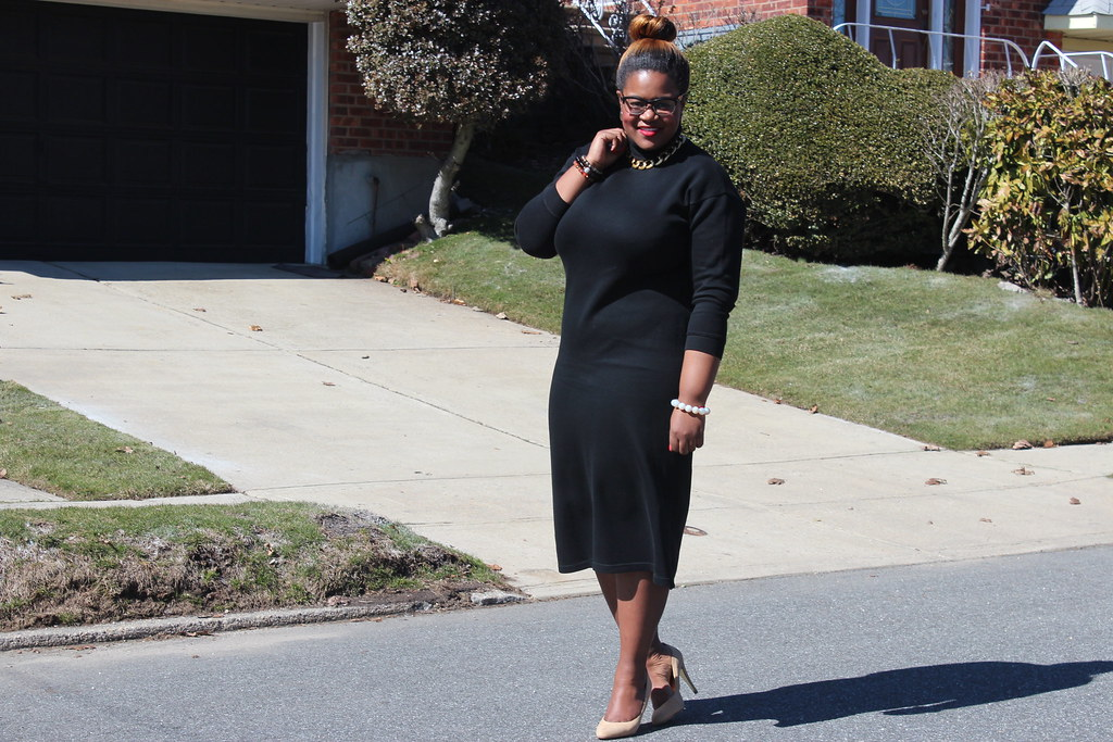 black+sweater+dress