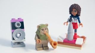 LEGO Advent 2015 Day 9: Jam Session