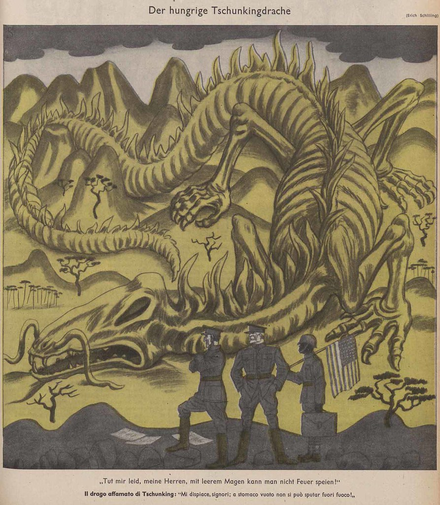 Erich Schilling - The Hungry Tschunkingdrache