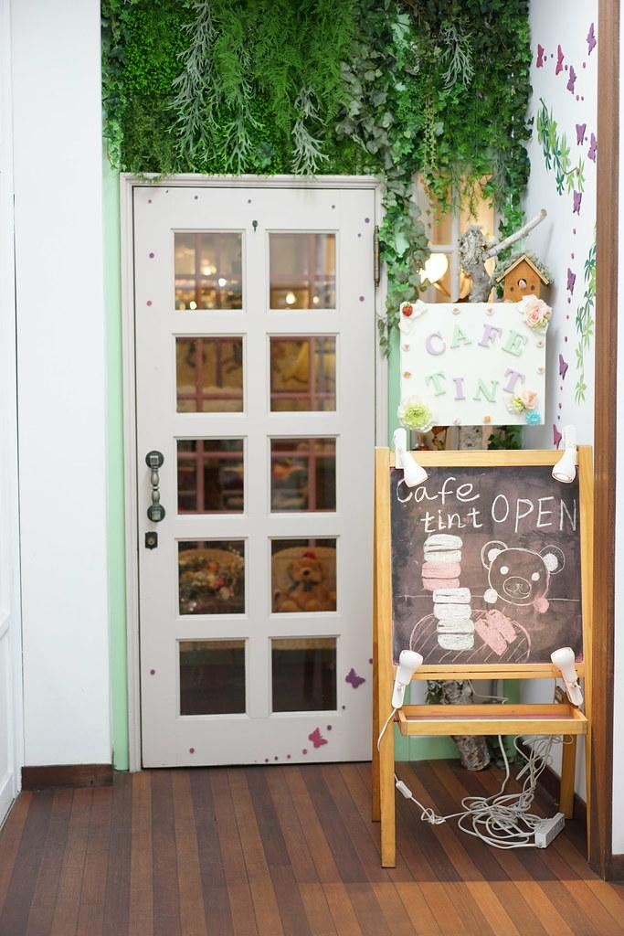カフェティント(cafe tint)入口