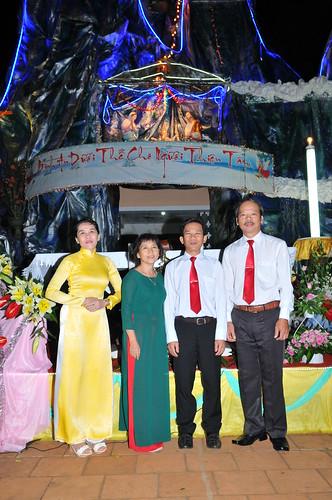 BĐH hội Mến Thánh Giá tại thế