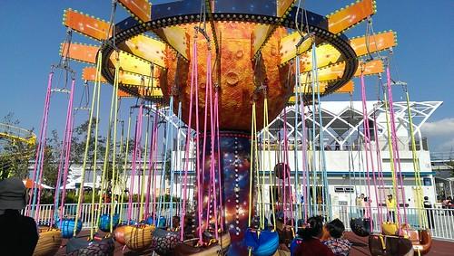 台北兒童新樂園設施好好玩!誰說遊樂園是兒童的專利呢! (15)