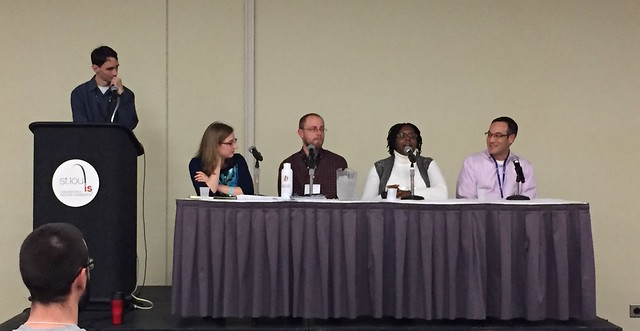 The Secular Academy as a Mission Field: Urbana Panel Discussion