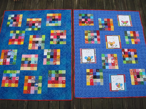 Bingo Quilts by Winchester Modern Quilters