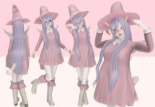 Sweet Pink Magic