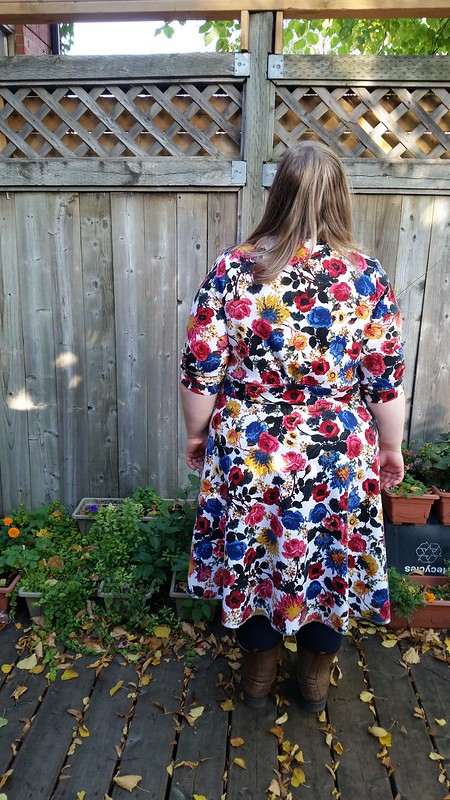 Verity Dress by Moxie Patterns