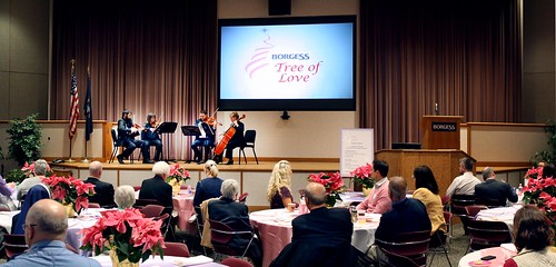 Borgess Tree of Love panel discussion