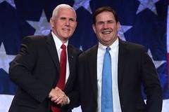 Mike Pence & Doug Ducey