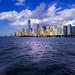 Manhatten Skyline - New York City - USA by R.Smrekar-CH