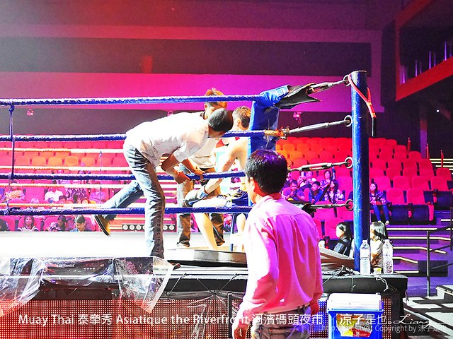 Muay Thai 泰拳秀 Asiatique the Riverfront 河濱碼頭夜市 14