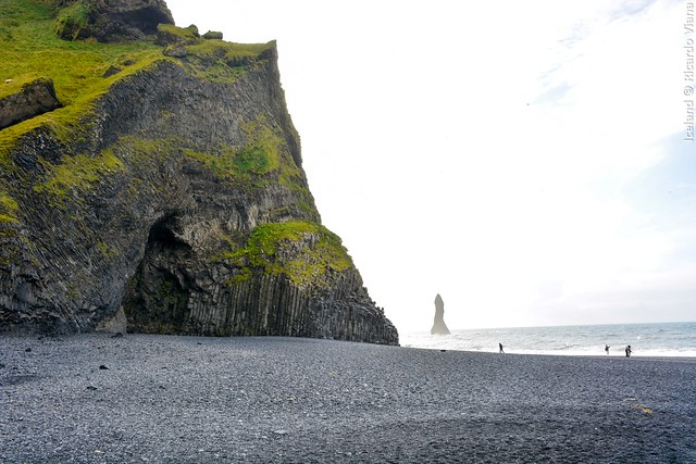 The Village of Vik, Iceland.