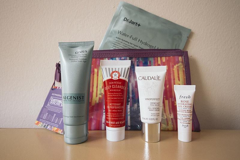 Sephora Customized Skincare Favorites