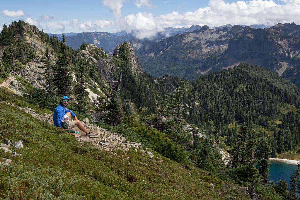 Tolmie Peak Lookout 124